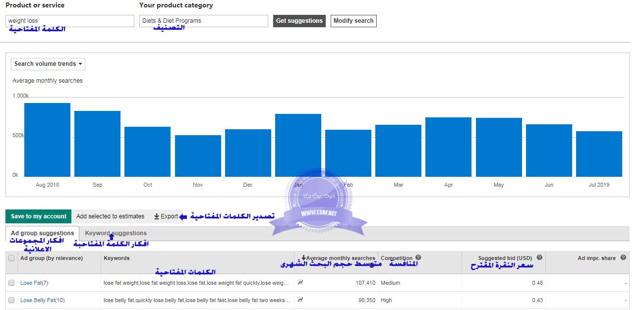 bing ads keyword planner tool