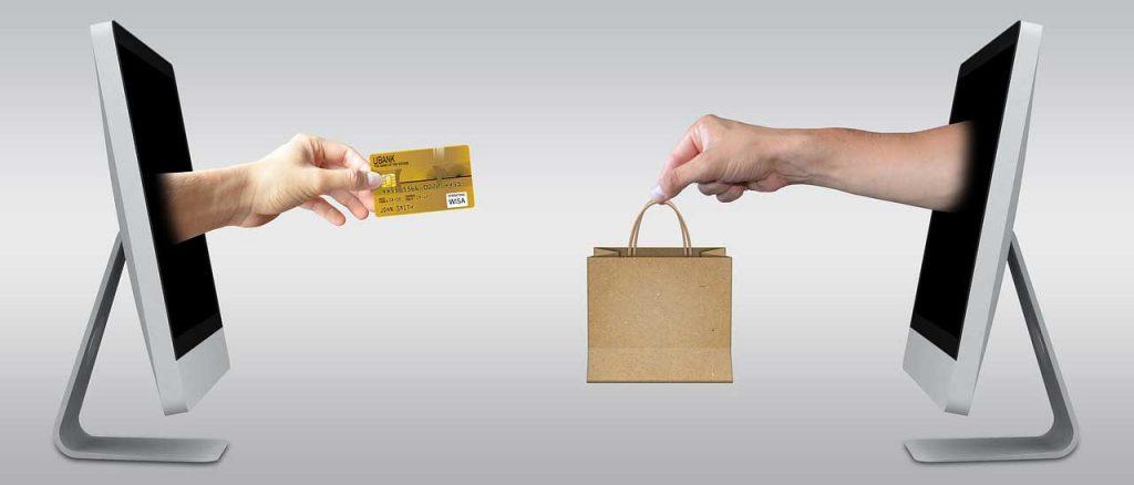 التجارة الالكترونية والبيع والشراء على الانترنت
