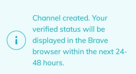 اثبات ملكية الموقع الالكترونى من خلال DNS للربح من متصفح brave برنامج الناشرين4