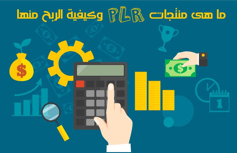 ما هى منتجات PLR وكيفية الربح منها